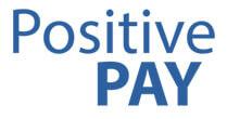 Positive pay logo.
