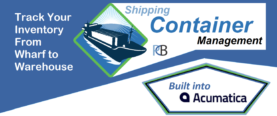 ERP - Container Shipping Management