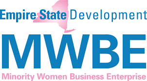 Empire State Development - Minority Women Business Enterprise logo.
