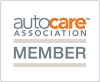 Proud Auto Care Association Member icon.