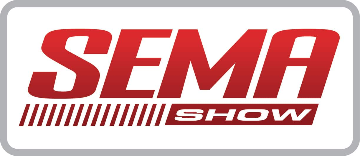 SEMA Show logo.