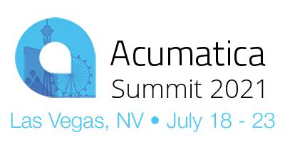 Acumatica Summit 2021.