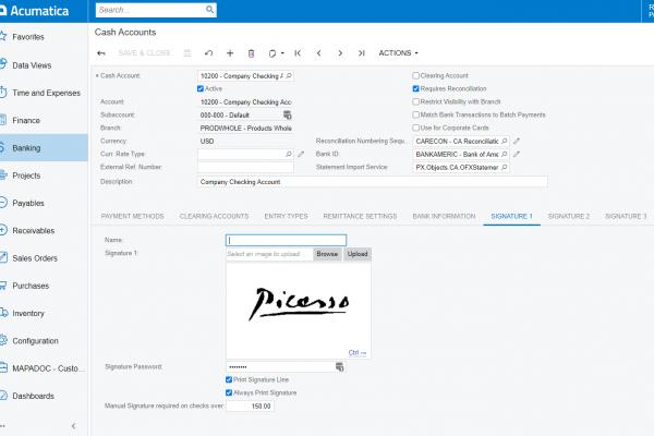 MaxQ Accounts Payable/Payroll Laser Checks and Positive Pay.