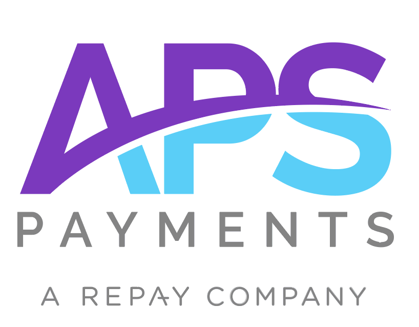 APS Payments A Repay Company logo.